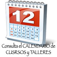 Calendario de CURSOS y TALLERES